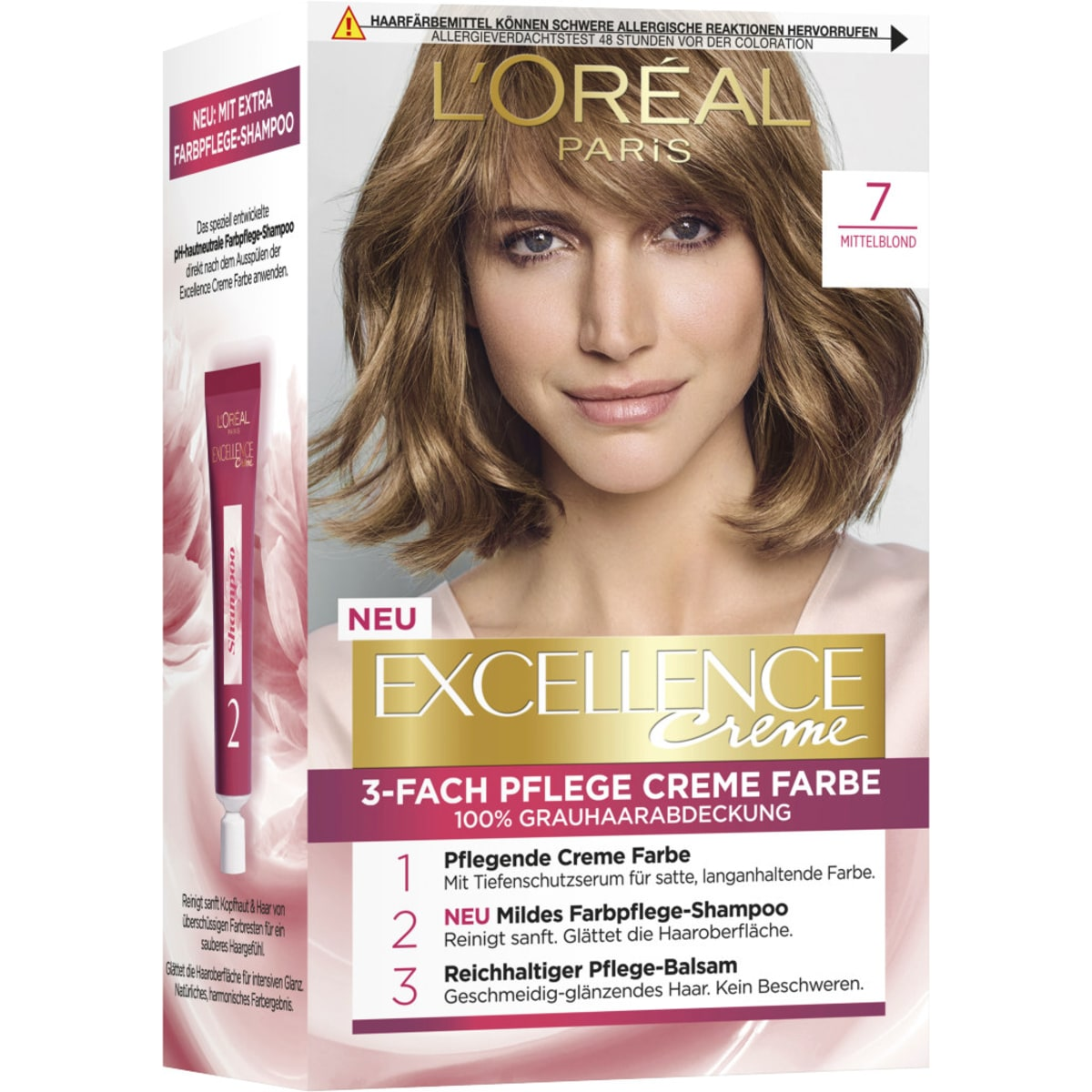 Loreal Excellance Mittelblond