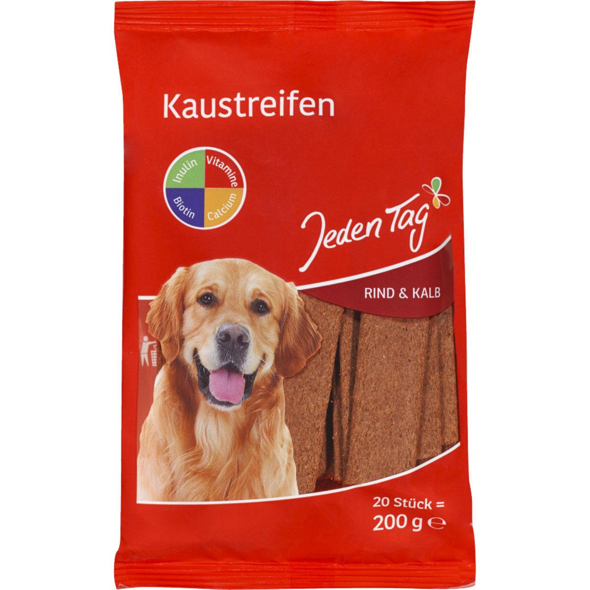 JT Kaustreifen Rind & Kalb 20 Stück