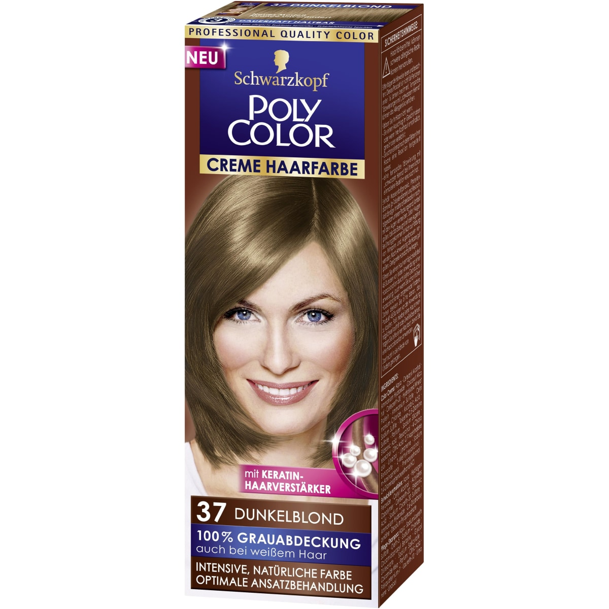 Poly Color Creme Dunkelblond