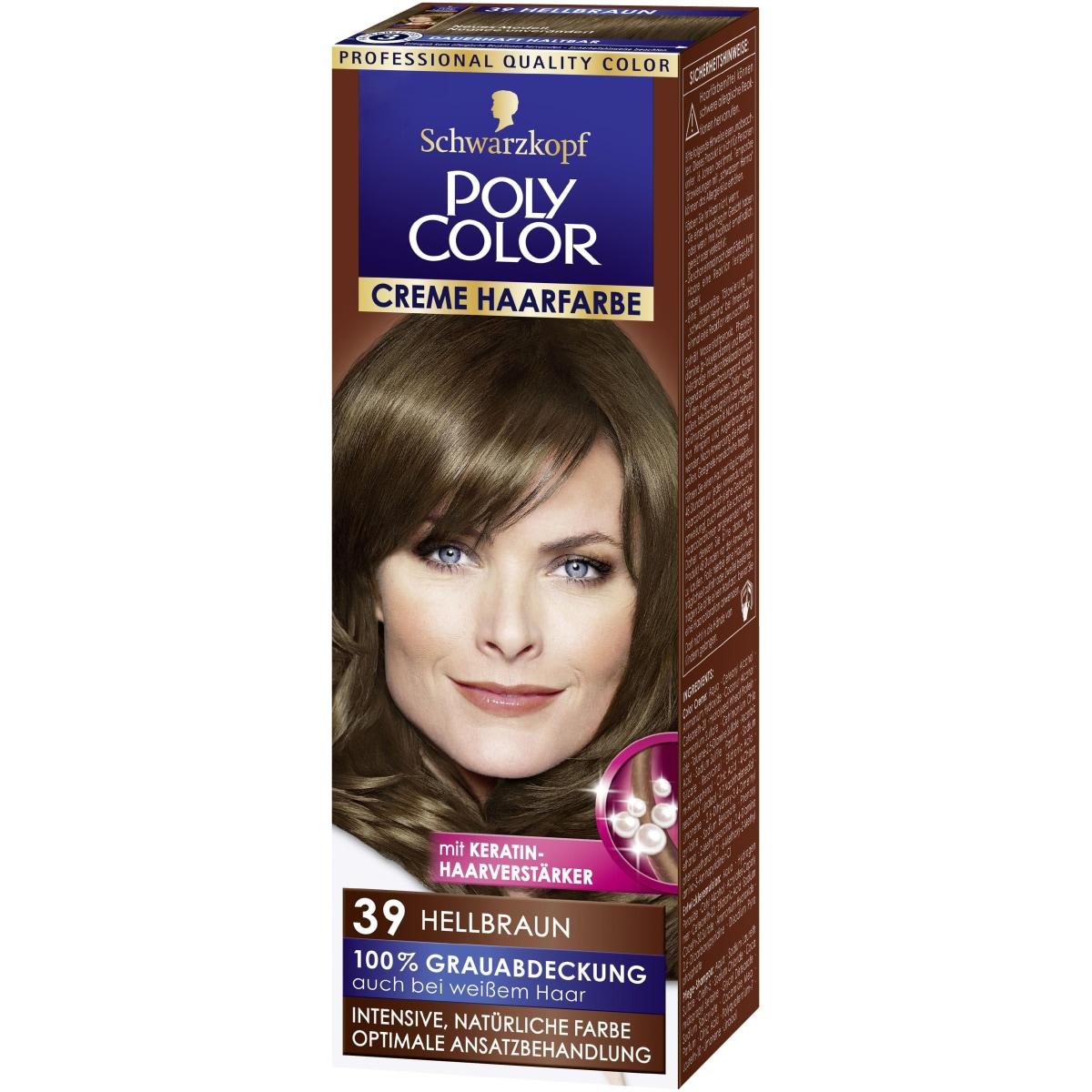 Poly Color Creme Hellbraun