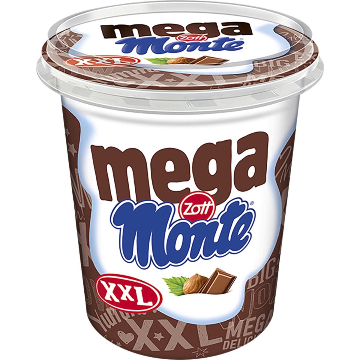 Zott Monte Mega XXL Milchdessert