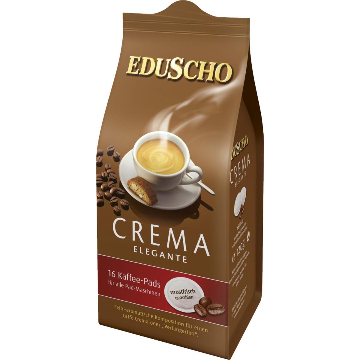 Eduscho Crema Elegante Pads