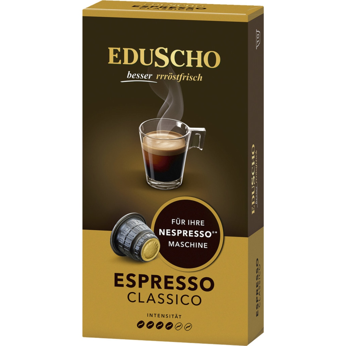 Eduscho NC Espresso Classico Kapseln