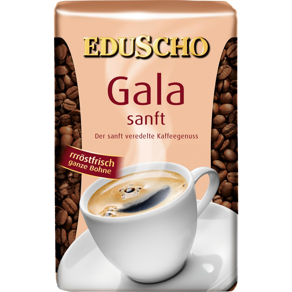 Eduscho Gala Sanft Bohne