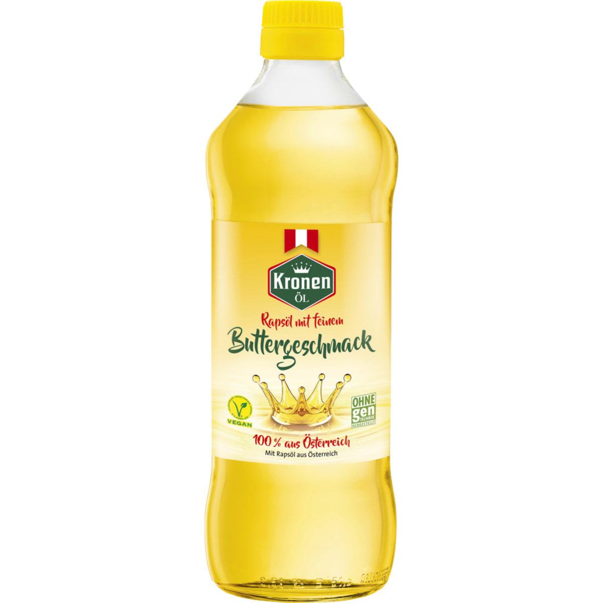 Kronenöl Spezial mit Buttergeschmack