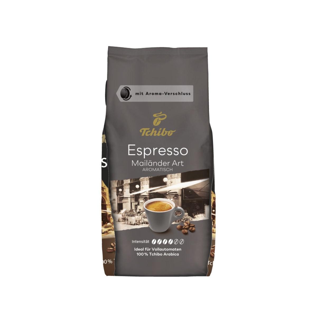 Tchibo Espresso Mailänder 1000gr.