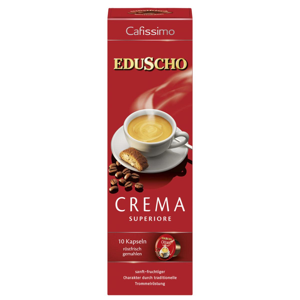 Eduscho Crema Superiore Kapseln