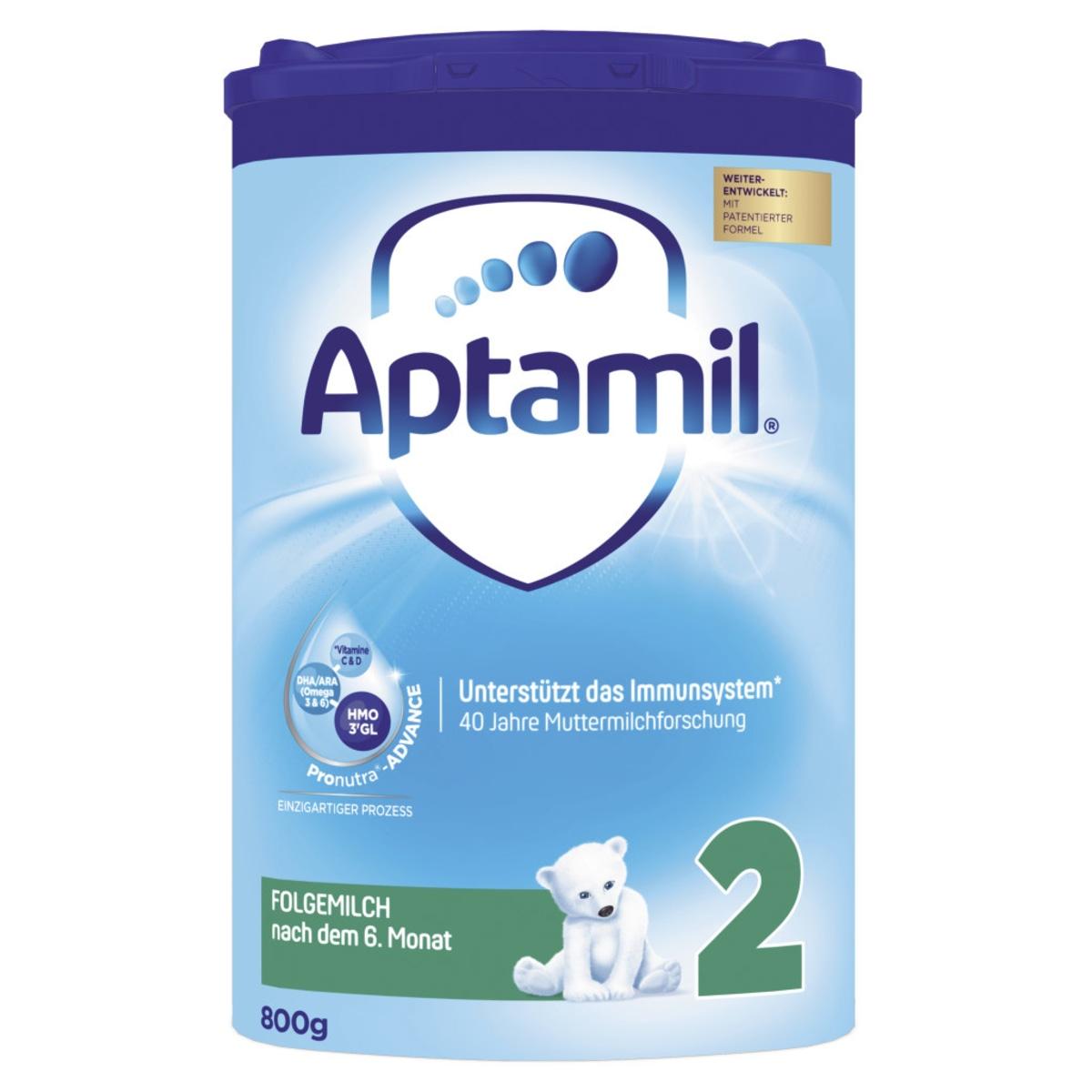 Milupa Aptamil 2 Folgemilchnahrung