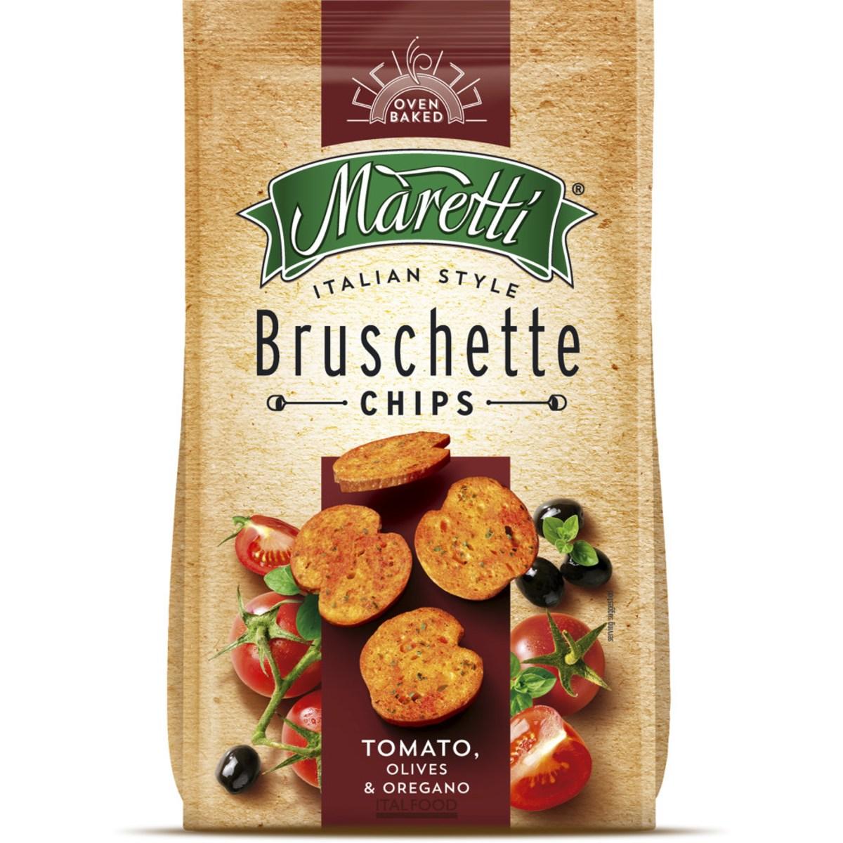 Bruschette Maretti Tomato