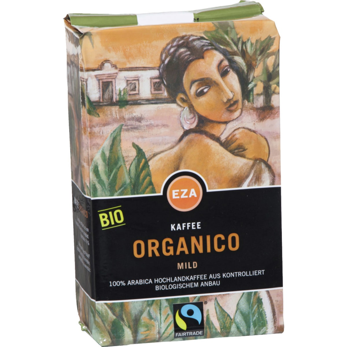 EZA Bio Organico gemahlen