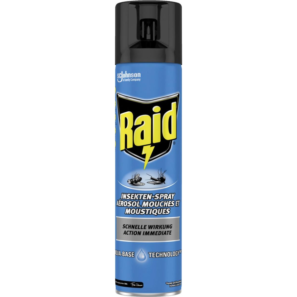 Tus/Raid Insektenspray