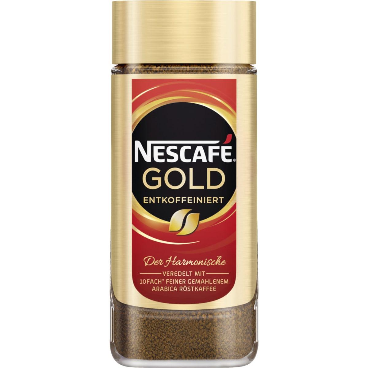 Nescafe Gold Entkoffeiniert