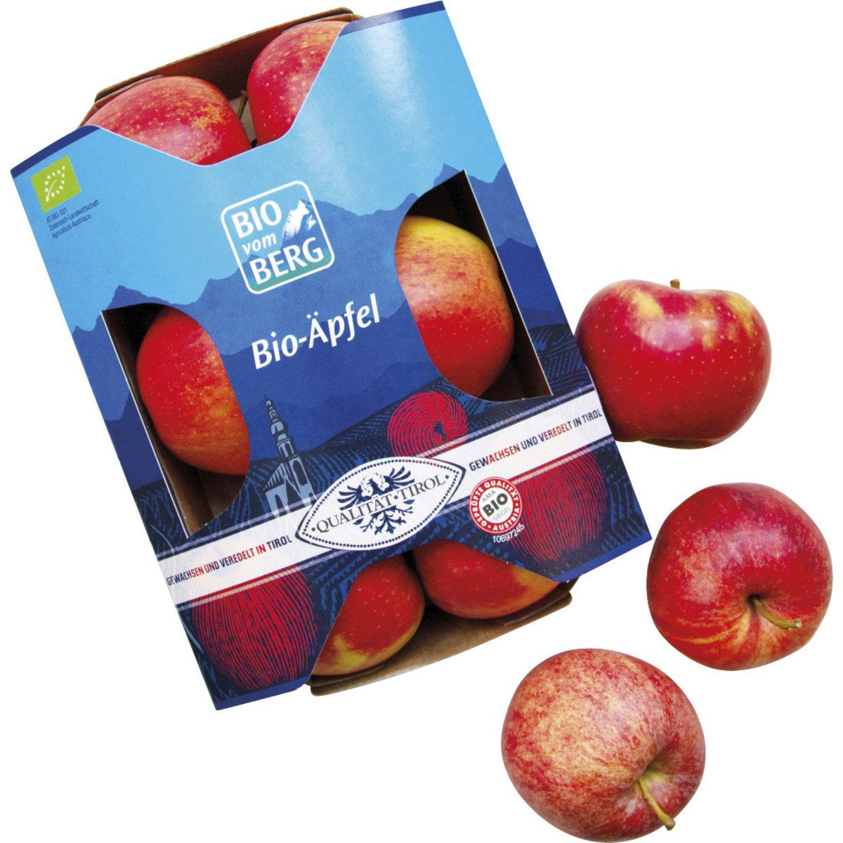 BIOvomBERG Äpfel Südtirol  ca 1kg
