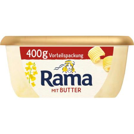 Rama Mit Butter Vorteilspackung