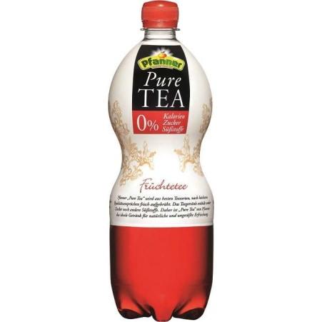 Pfanner Bio Pure Tea Früchtetee 1,0 Liter