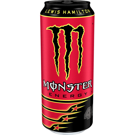 Monster Energy Drink Lewis Hamilton Edition 0,5 Liter