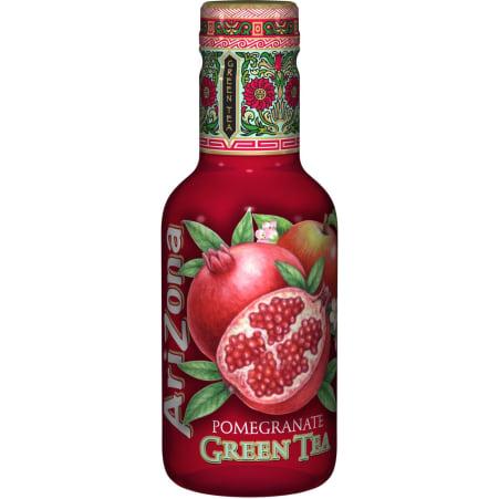 AriZona Pomegranate Green Tea 0,5 Liter