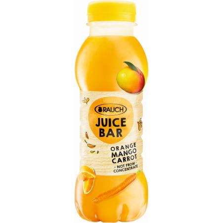Rauch Juice Bar Juice Bar Orange-Mango-Karotte 0,33 Liter