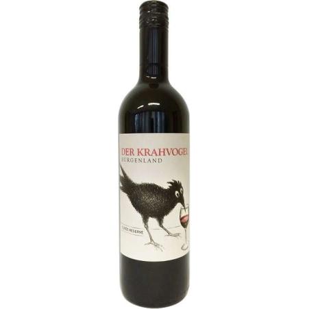 Schandl Wein Cuvee Reserve Der Krahvogel