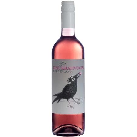Schandl Wein Der pinke Krahvogel