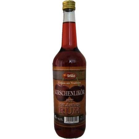 SteKKo Kirschlikör mit Rum 22,5%