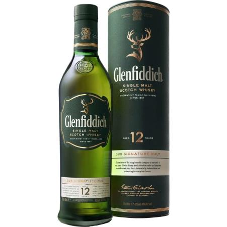 Glenfiddich Single Malt Scotch Whisky 40%