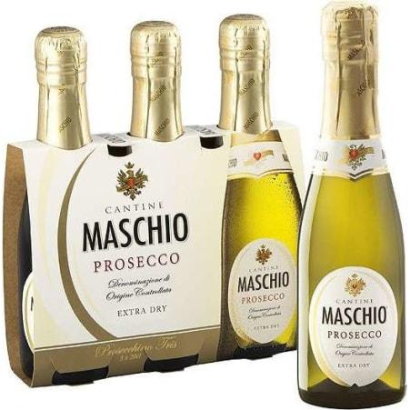 Maschio Prosecco Frizzante DOC 3x 0,2 Liter