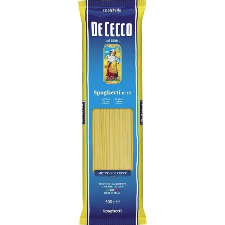 De Cecco Spaghetti Nr. 12