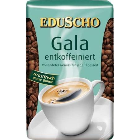 EDUSCHO Gala entkoffeiniert Bohne