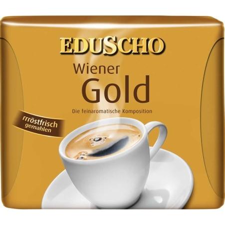 EDUSCHO Wiener Gold gemahlen 2x 250 gr