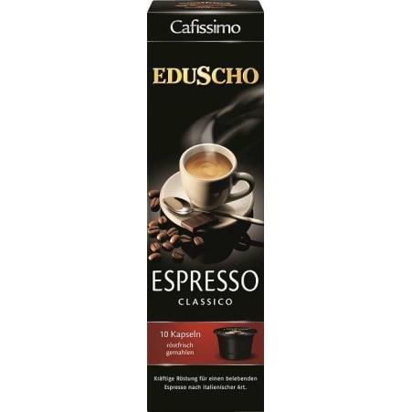 EDUSCHO Cafissimo Espresso Classico 10 Kapseln