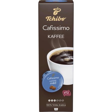 TCHIBO Cafissimo Kaffee mild