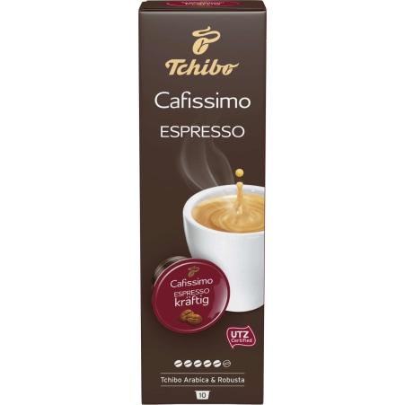 TCHIBO Cafissimo Espresso kräftig 10 Kapseln