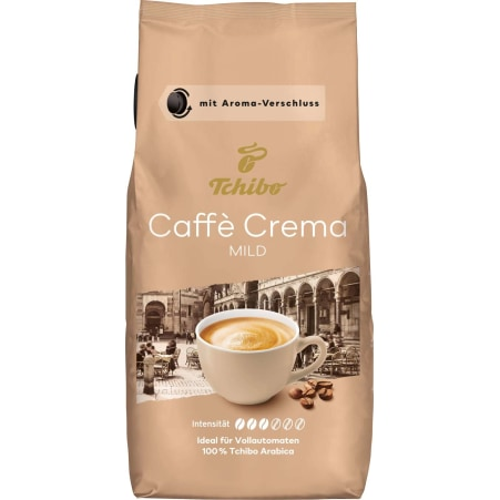 TCHIBO Caffé Crema Mild 1 kg
