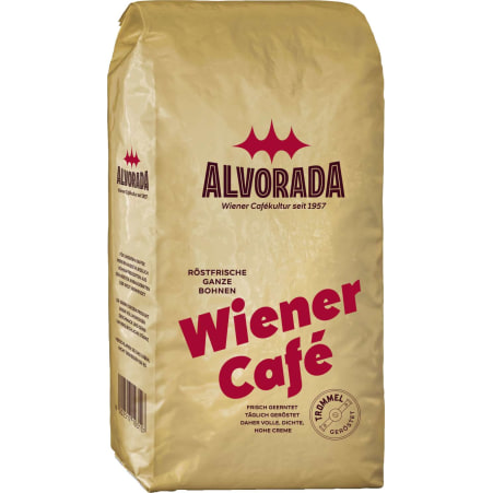 Alvorada Wiener Kaffee ganze Bohne