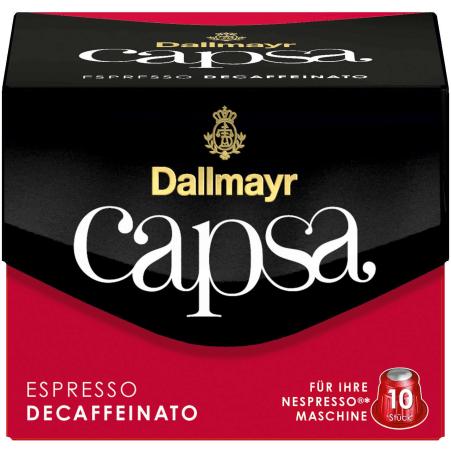 Dallmayr Capsa Espresso Decaffeinato