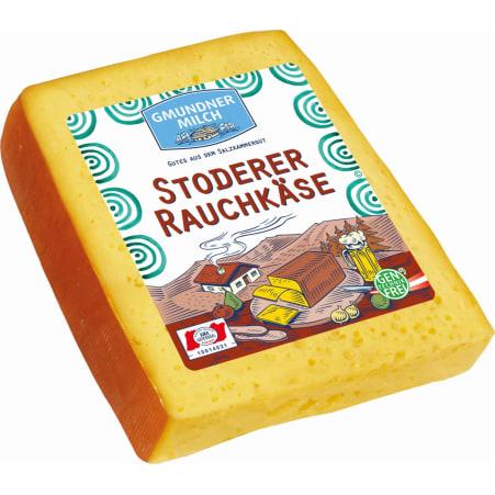 Gmundner Milch Stoderer Rauchkäse 45%