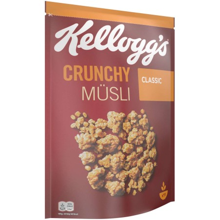 Kellogg's Crunchy Müsli Classic