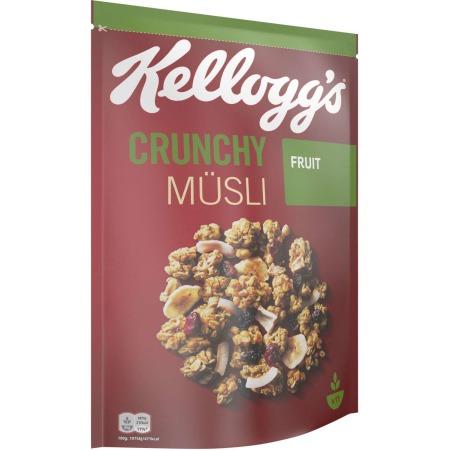 Kellogg's Crunchy Müsli Fruit