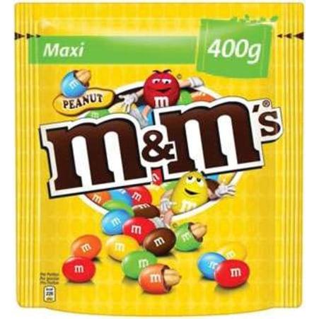 M&M'S Erdnuss 400 gr