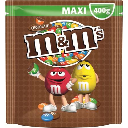 M&M'S Maxi Chocolate 400 gr
