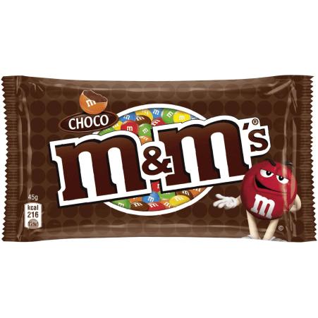 M&M'S Chocolate 45 gr