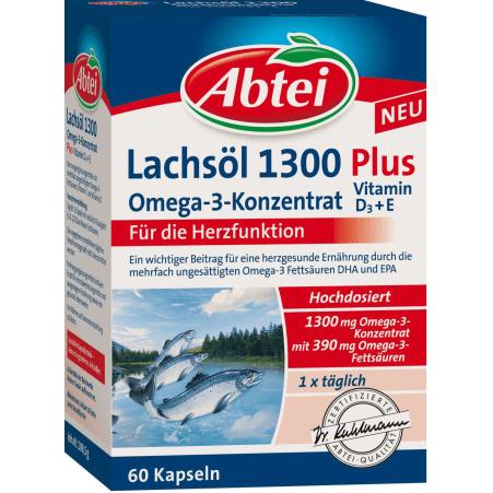 Abtei Lachsöl 1300 Plus