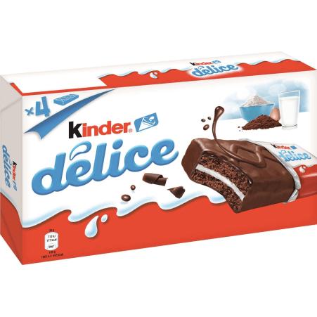 Ferrero Kinder Delice 4er-Packung