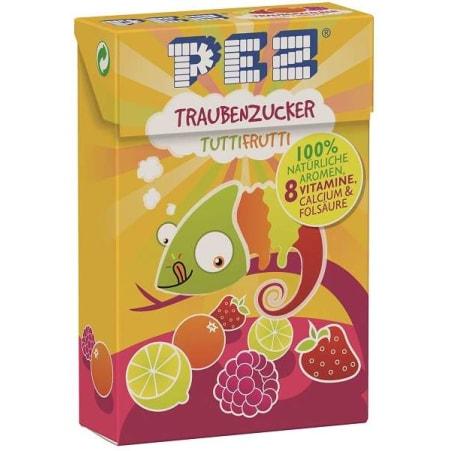 PEZ Traubenzucker-Box