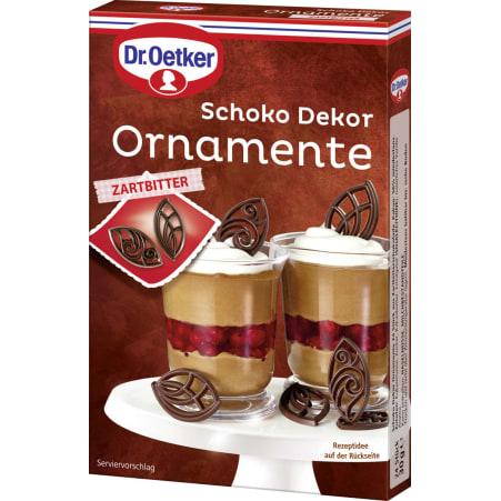 Dr. Oetker Schoko Dekor