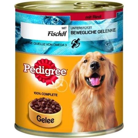 PEDIGREE Hundenahrung Gelee Rind