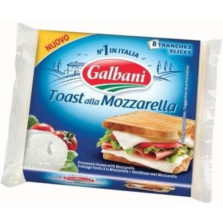Galbani Toast alla Mozzarella
