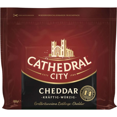 Cathedral City Cheddar 48%