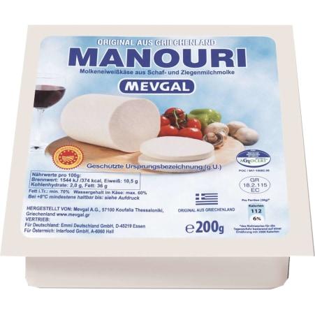 Mevgal Manouri
